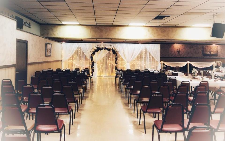 Side Ceremony Setup