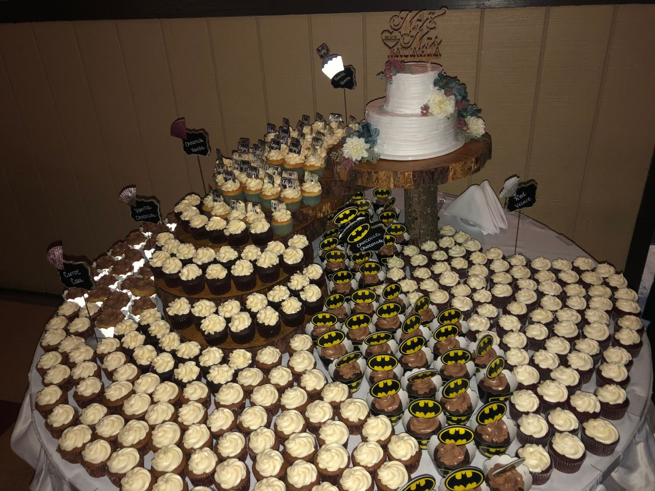 Wedding Dessert Trends, Classic Car Inspirations, and Dual Purpose Venues