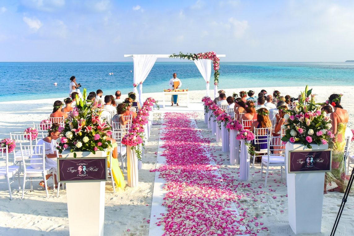 Beach Weddings in Beaver County