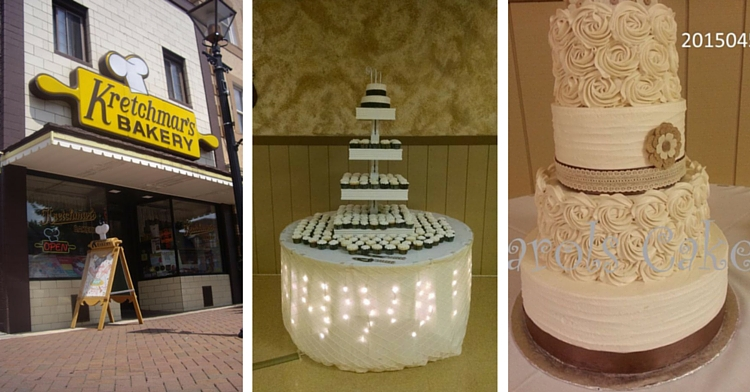 Getting Your Wedding Cake in Beaver County